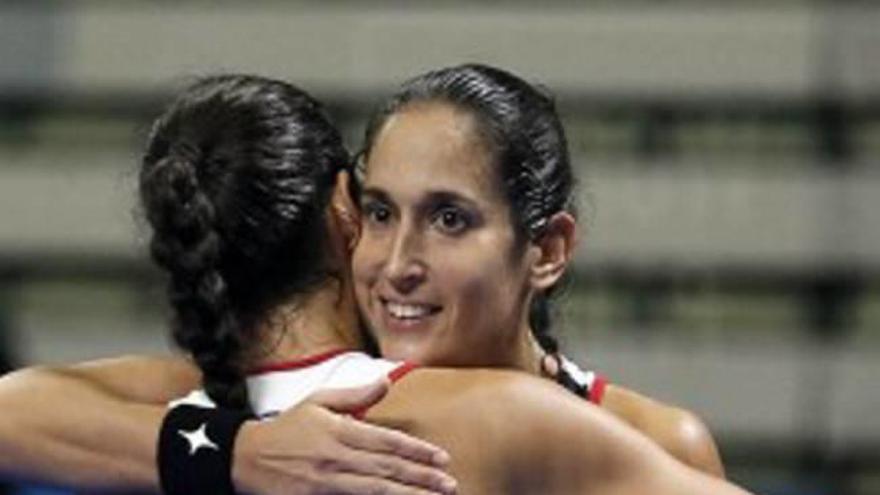Patty Llaguno dice adiós al Open de Murcia en cuartos de final