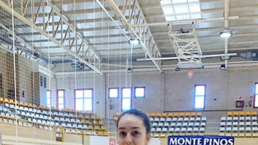 La asturiana Paula Dago ficha por el voleibol de Canarias