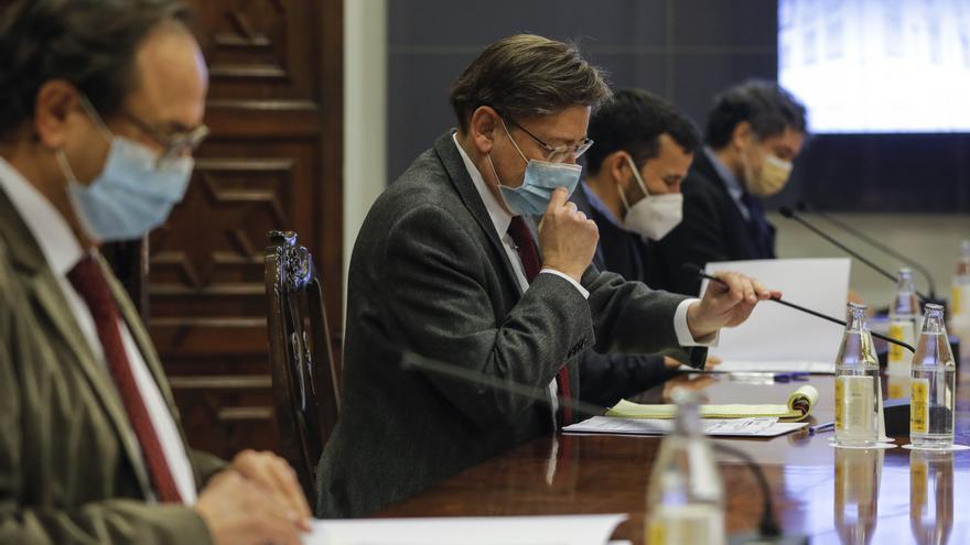 Ximo Puig convoca a la Interdepartamental para acordar nuevas restricciones en la Comunitat Valenciana
