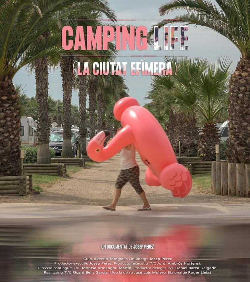 Un festival de cinema canadenc premia 'Camping Life' com a Millor Documental