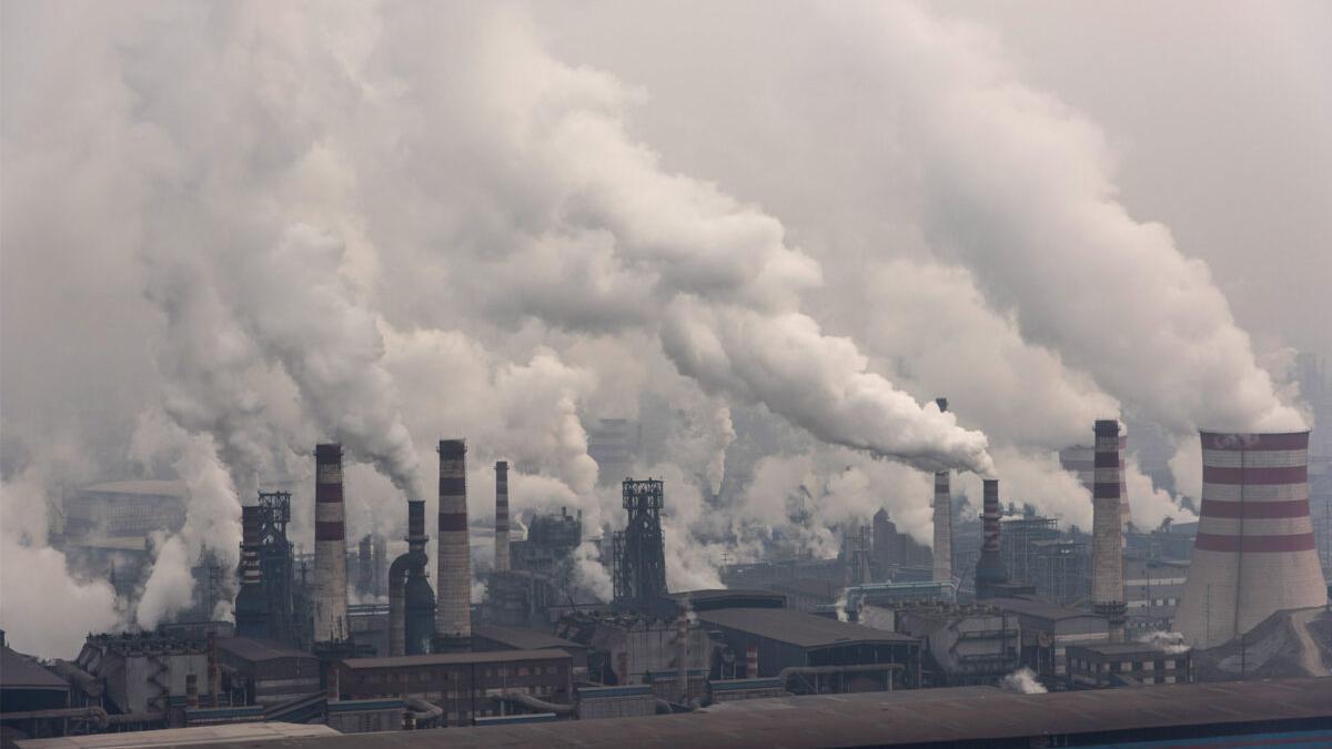 Efecto rebote en las emisiones: crecen un 4,8% en 2021