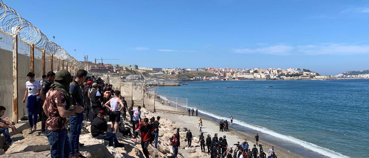¿Qué ha pasado en Ceuta en las últimas 24 horas?