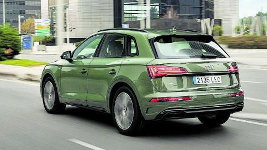 Audi Q5, mejoras a todos los niveles