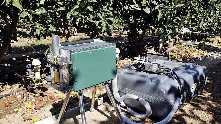 Organismes internacionals estudien a Lleida la gestió  de l'aigua en els cultius