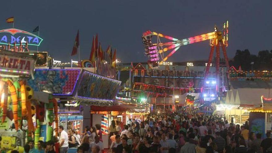 Las 270 atracciones y puestos de comida de la Feria de Mayo del 2022 de Córdoba se distribuirán como antes del covid