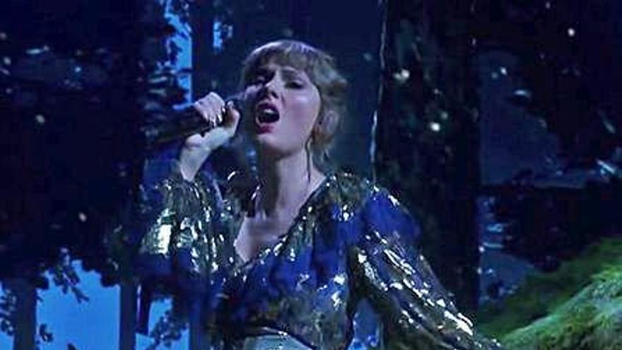 Beyoncé i Taylor Swift fan història en en la 63a edició dels premis Grammy