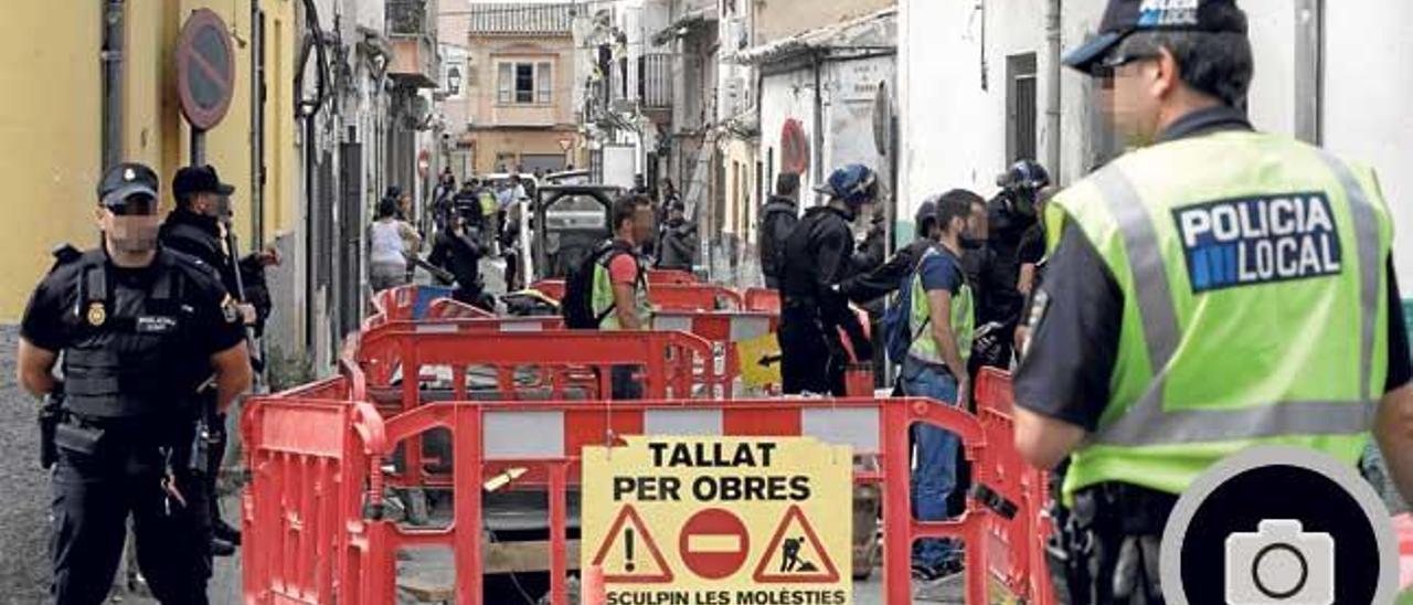 La Policía investiga cómo blanqueaba el dinero de la droga el clan de 'El Pablo'