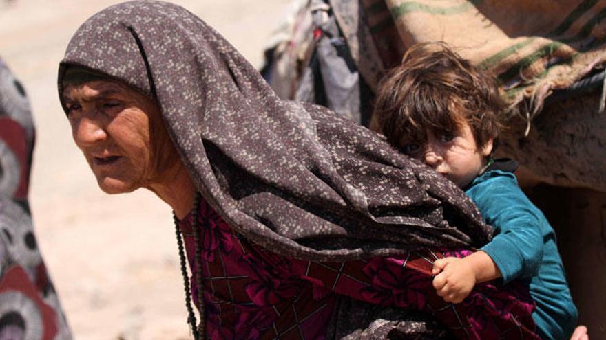 Cifra sin precedentes: Casi 71 millones de refugiados