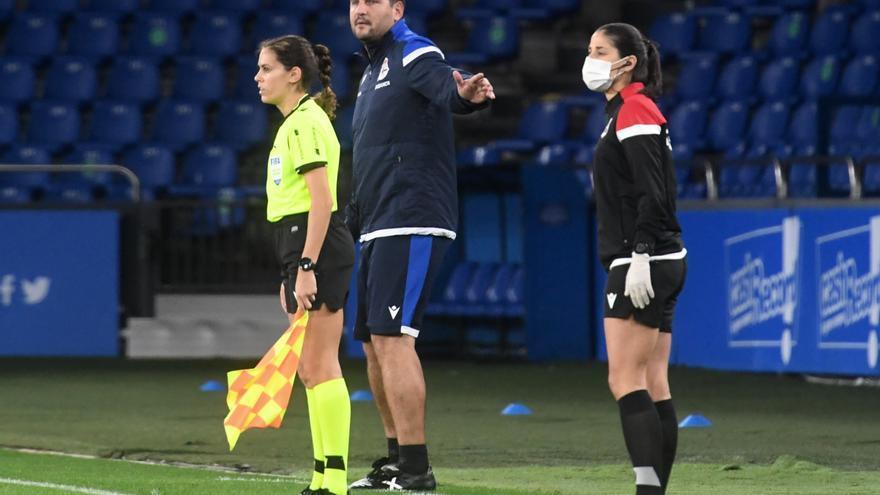 Manu Sánchez elogia al Granadilla Tenerife y advierte de la dificultad de su campo