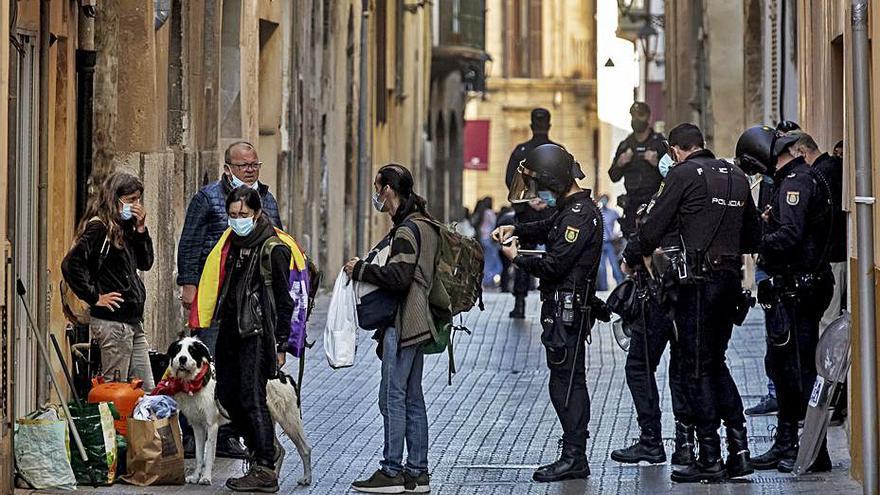 Baleares concentra 239 okupaciones hasta septiembre de 2020