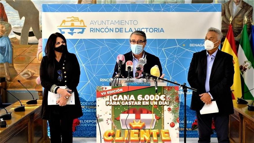 Rincón inicia una campaña para incentivar las compras navideñas en el comercio local