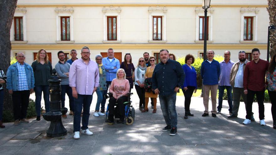La junta electoral rectifica y da un 10% de espacio público a Acord per Guanyar