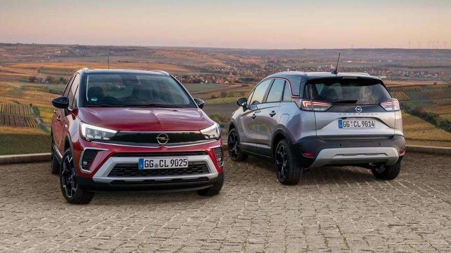 Opel Crossland 2021, una segunda generación diferente