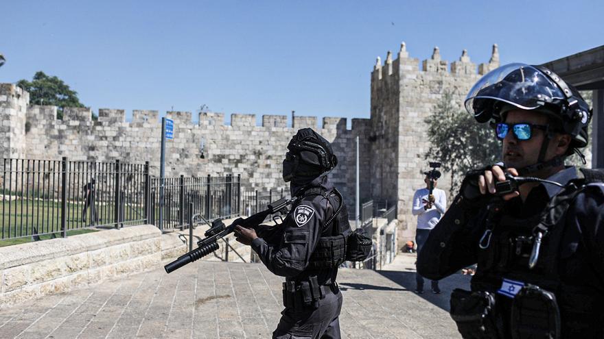 La Explanada de las Mezquitas vuelve a ser escenario de enfrentamientos