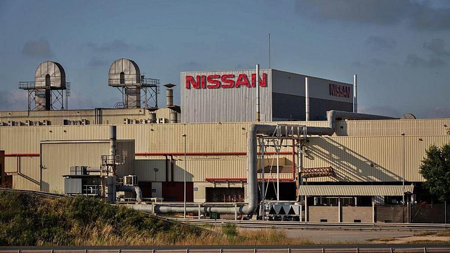 Dues empreses estudien fer bateries elèctriques a la planta de Nissan