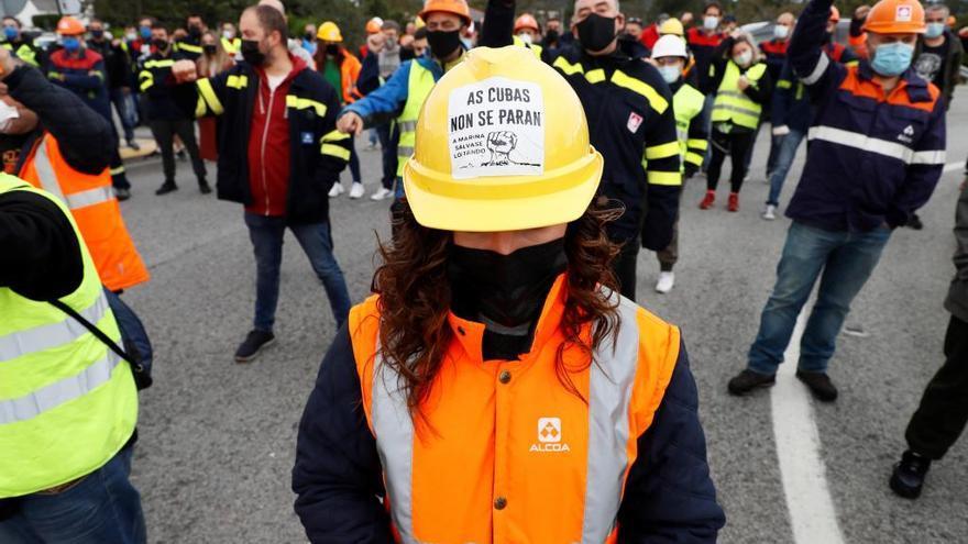 El Tribunal Superior de Xustiza decreta nulo el ERE de la fábrica de Alcoa en A Mariña al apreciar mala fe en las negociaciones