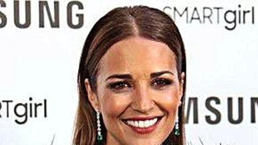 Paula Echevarría desmiente que esté embarazada