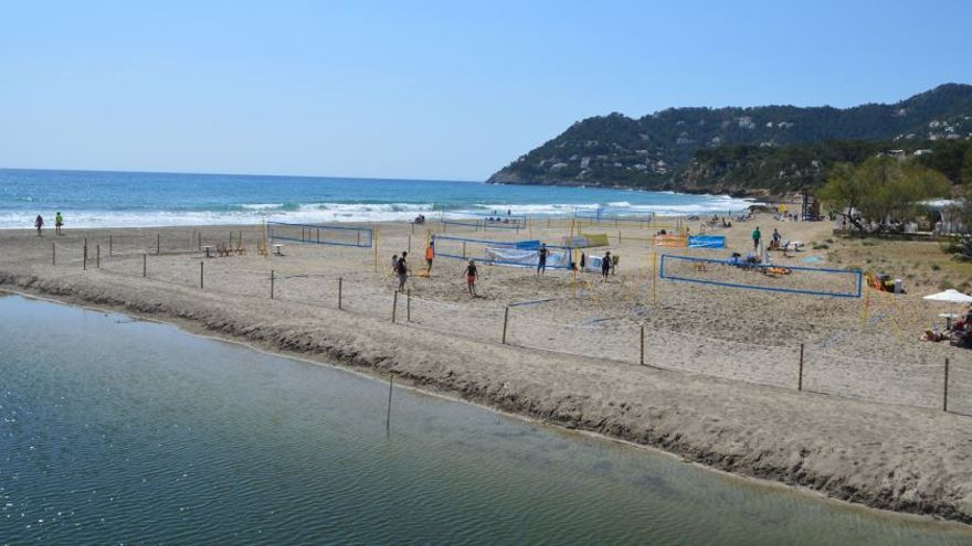Intervalos nubosos en las Pitiusas y poco nuboso en Mallorca y Menorca