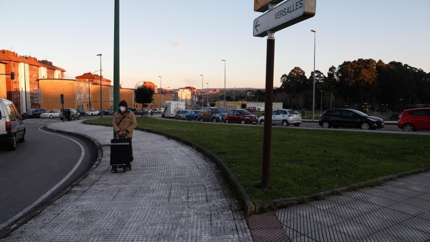 La Policía Local aborta un botellón en el parque de La Grandiella