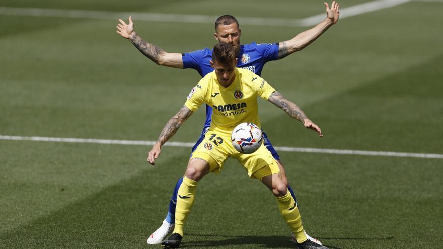 Así te hemos contado en directo el Villarreal-Getafe (1-0)