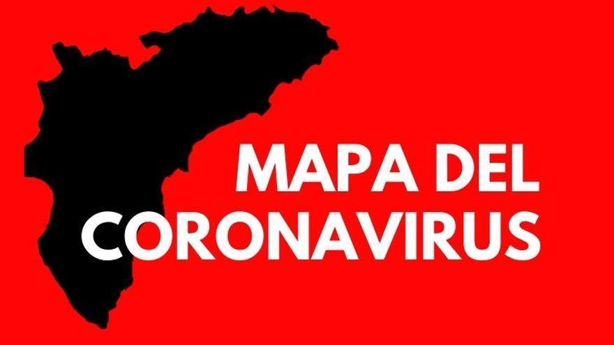 MAPA | Incidencia del coronavirus y nuevos casos en la provincia de Alicante