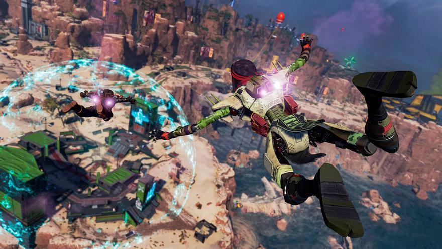 Apex Legends introduce nuevos modificadores en el evento 'Juegos de Guerra'