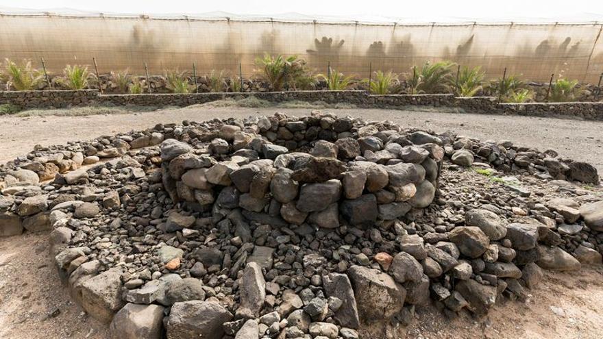 El Cabildo lleva sus visitas virtuales a los cementerios de Arteara, Guayadeque y El Agujero