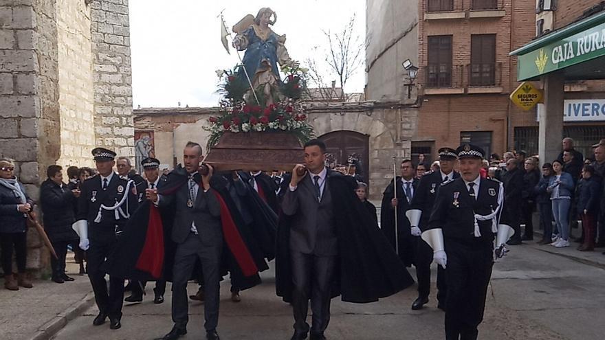 La fiesta del Ángel de la Guarda de Toro, suspendida por el COVID