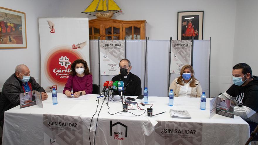 VÍDEO   22 días viviendo en un coche: testimonios de usuarios de Cáritas en Zamora