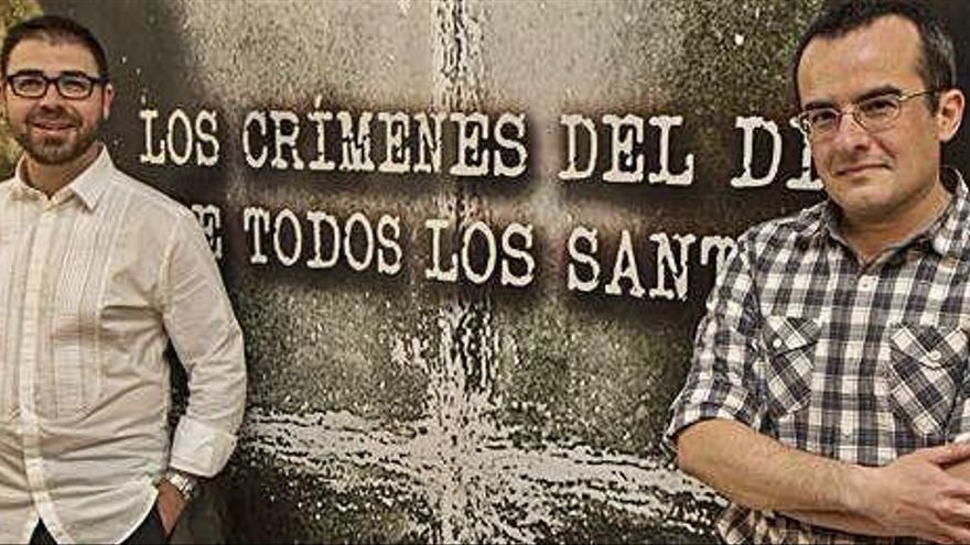Héctor Escandell y Vicent Torres ingresan en la Academia de Cine española