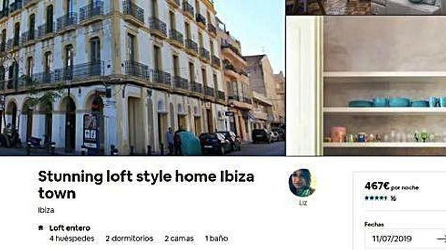 El Supremo no admite el recurso del Govern y anula la multa a Airbnb de 300.000 €
