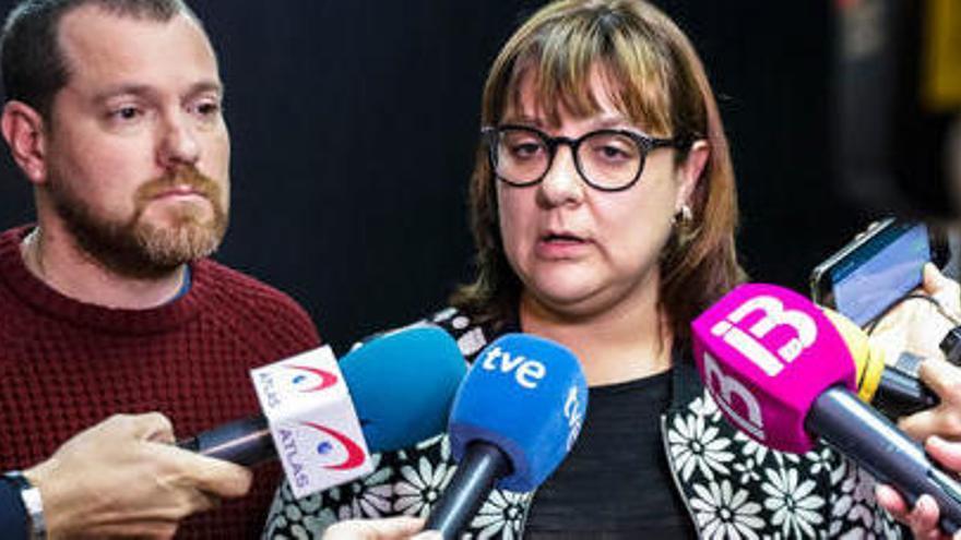 Més-Koordinatorin Bel Busquets ist neue Tourismusministerin