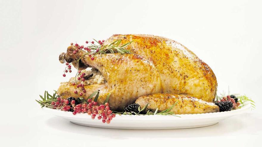 Pavo, pollo y pularda: Tres fórmulas para cocinar carne magra