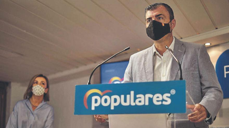 El PP plantea una Ley que prohíba a los ayuntamientos empadronar a okupas