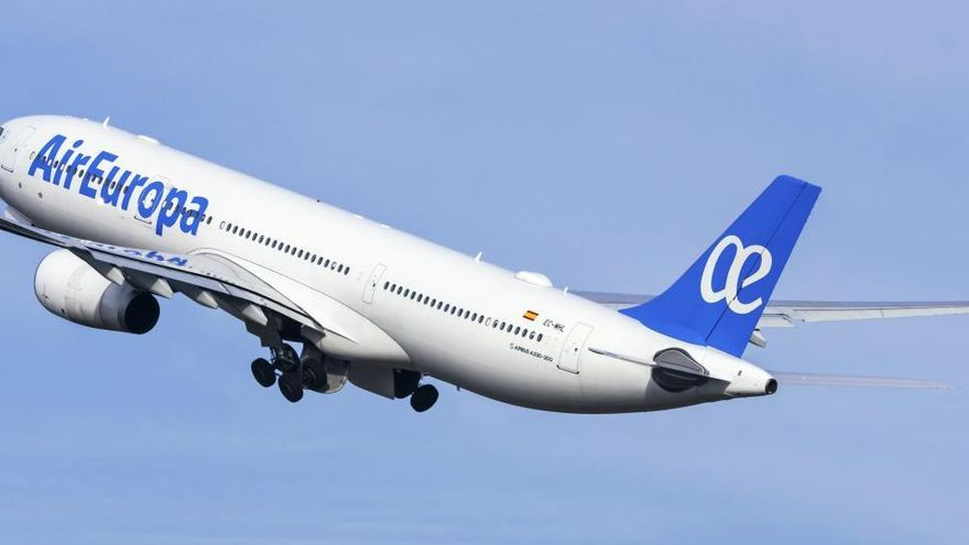 El Gobierno aprueba rescatar a Air Europa por 475 millones
