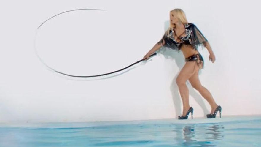 Britney Spears se emociona con las muestras de cariño tras su rotura de pie