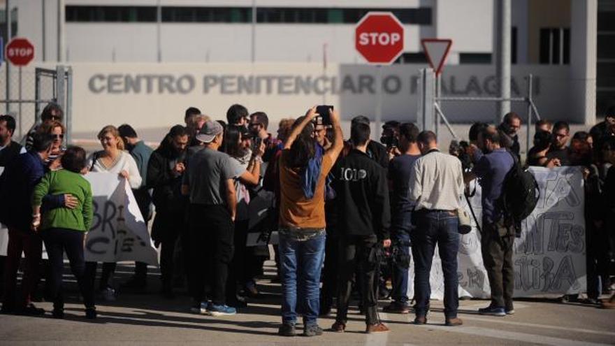 Muere uno de los inmigrantes internados en la prisión de Archidona