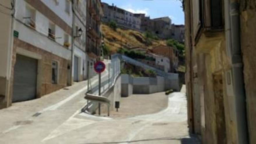 Súria destinarà 625.000 euros en actuacions de millora urbana al barri de Sant Jaume