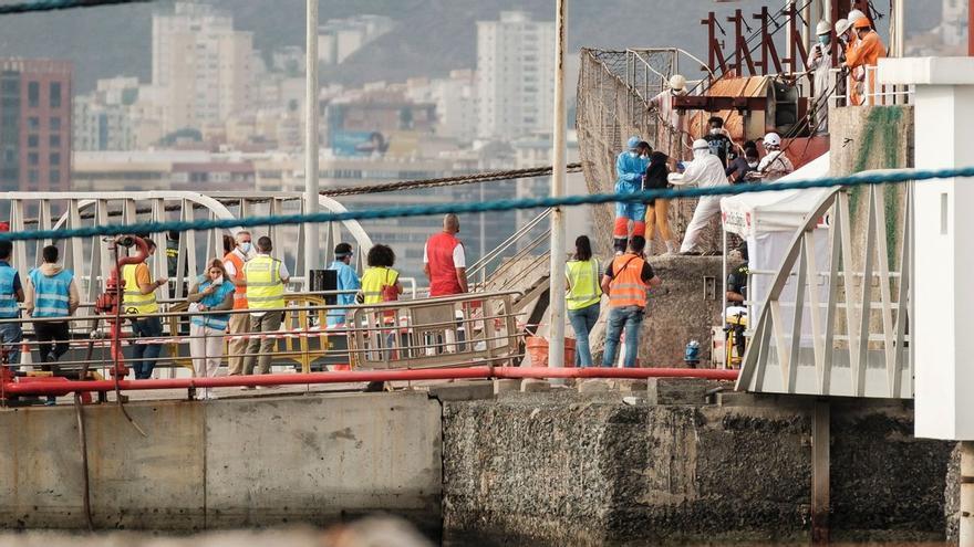 Las muertes en la Ruta Canaria se disparan: 785, la mitad solo en agosto