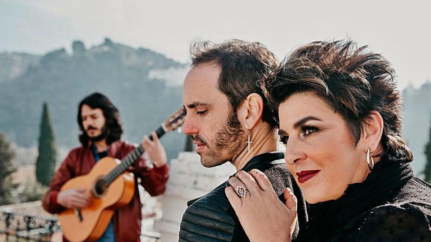 El ritme i la fusió de gèneres d'Amparo Sánchez en Marquesa Concerts