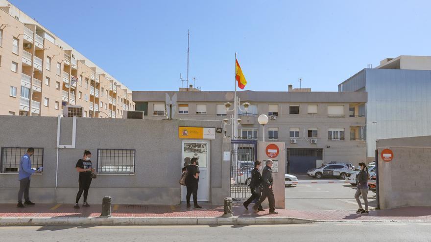 La Guardia Civil de Torrevieja activa un programa piloto de cita previa para poner denuncias