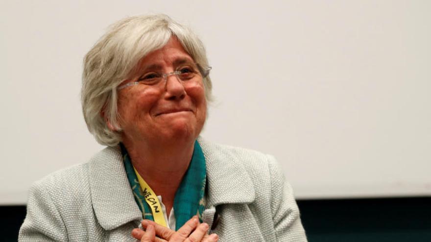 Llarena pide mantener la euroorden contra Ponsatí