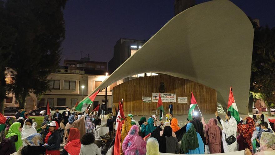 """El PP denuncia la concentración saharaui de Elda en una situación sanitaria de """"extrema gravedad"""""""