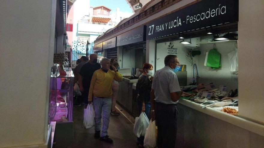 Los locales del Mercado de Salamanca acogen con satisfacción su reapertura