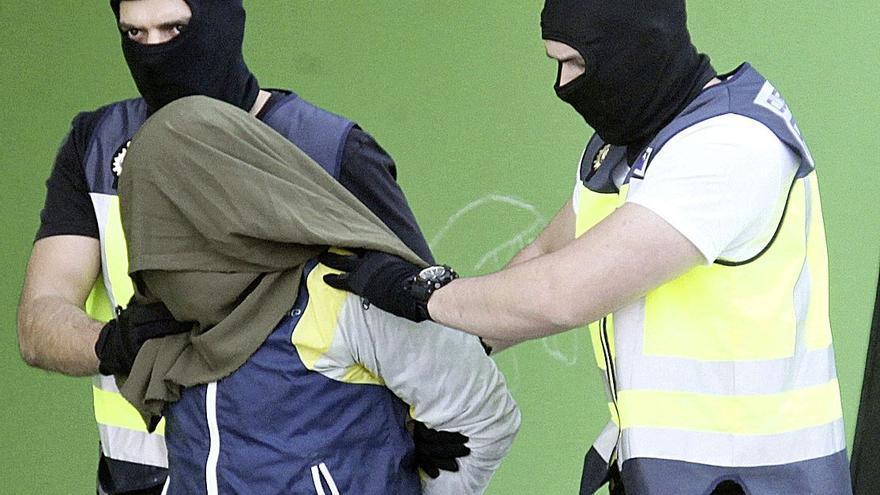 Interior vigila a media docena de presos yihadistas en las cárceles de la Región de Murcia