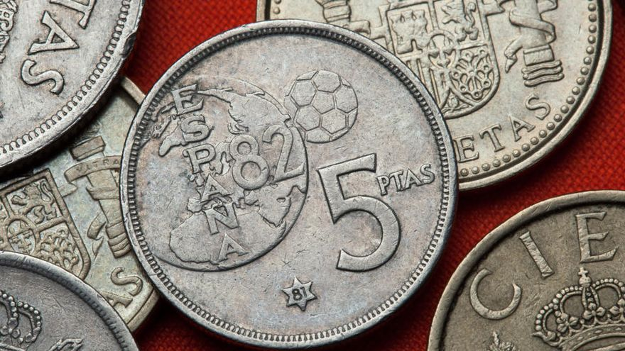Ampliado hasta el 30 de junio el plazo para canjear pesetas