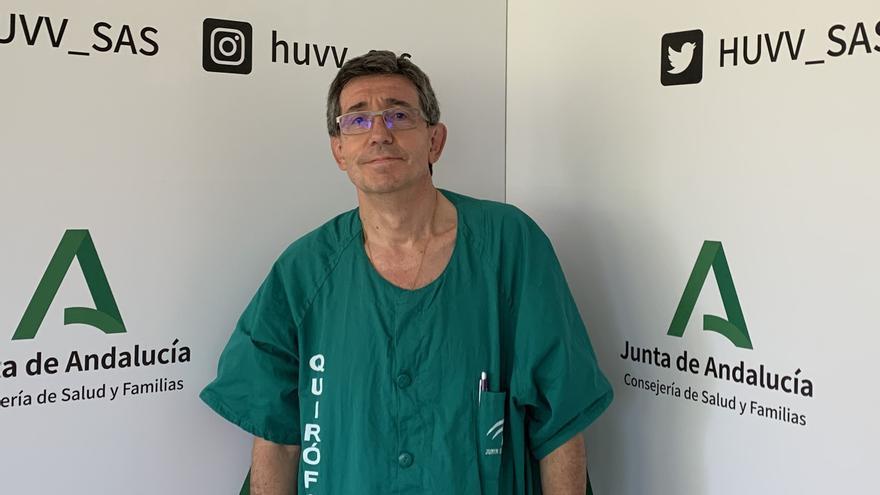 José Luis Fernández, nuevo presidente de la Asociación Andaluza de Cirujanos