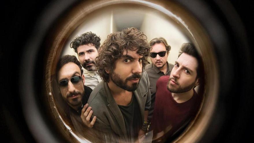 Izal lanza por sorpresa el single 'Meiuqer', un adelanto de su próximo álbum