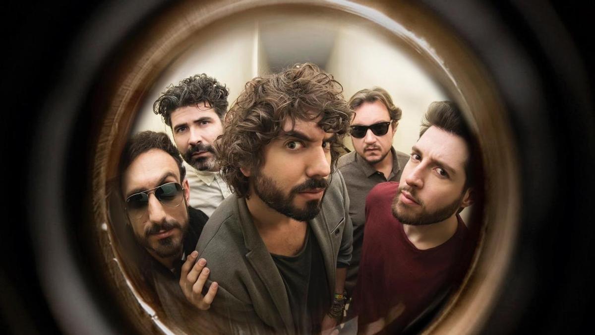 La banda española Izal.