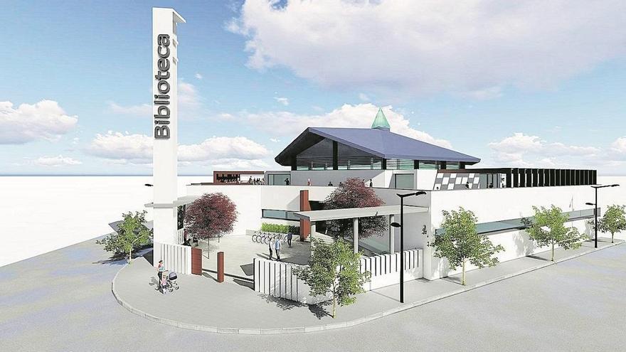 La obra de la nueva biblioteca en Palma del Río empezará en noviembre